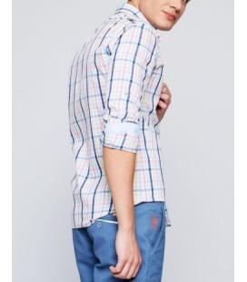 U.S. Polo Assn. Erkek Dokuma Gömlek G081sz004.440099. VR041