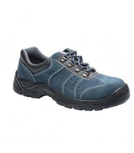 Steelite Havalandırmalı Çelik Burun Ayakkabı FW02 S1P Mavi