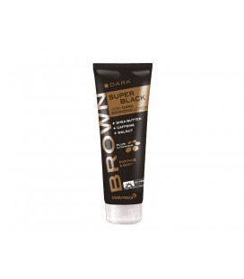 TANNYMAX Brown Super Black Tanning Lotion
