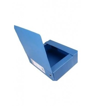Mavi Arşiv Kolisi 24 Cm. X 32 Cm. X 7cm.