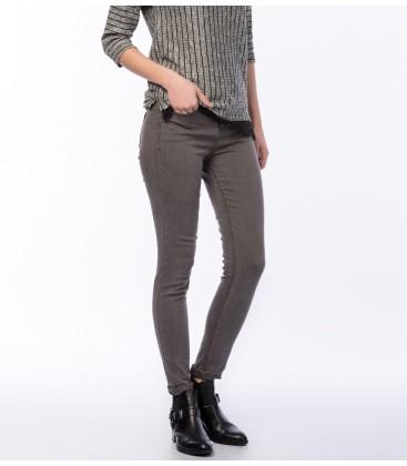 Koton Kadın Antrasit Pantolon 6KAK47468DW