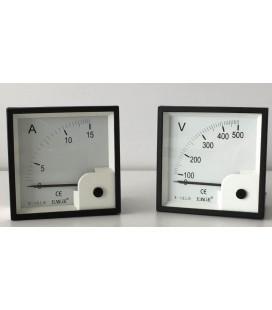 Emge Voltmetre 500V - 60A 2000V 50 Hz