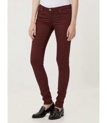 Noisy May Bayan Pantolon 10130313 Nmeve LW Süper Slim Jeans