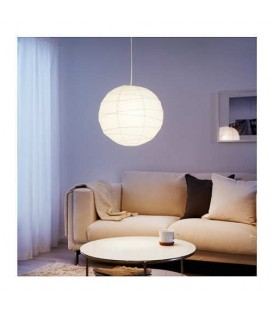 Kağıt Japon Feneri Sarkıt Lamba Tavan Lambası 40 Cm NV0626-2025