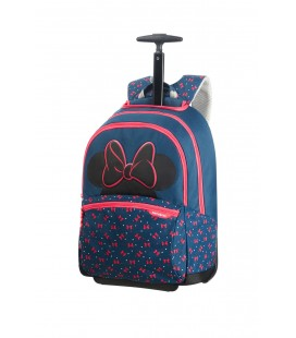 Samsonite Minnie Neon Unisex Disney Ultimate 2.0 - Minnie Neon Tekerleklı Sırt Çantası 28507