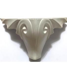 Mobilya Komidin Ayağı Plastik 12cm
