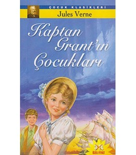 Kaptan Grant'ın Çocukları Çocuk Klasikleri