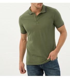 Koton Erkek T-Shirt Yeşil 6YAM12203LK765