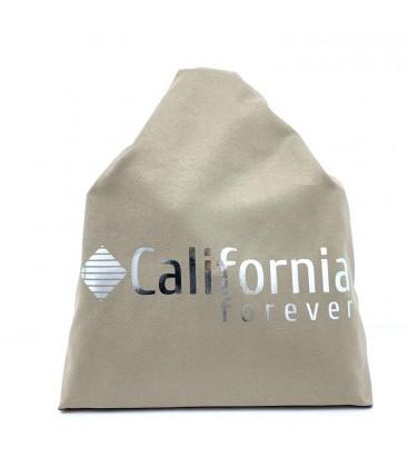 California Forever Varaklı Bordo Kadın Deri Çanta BG96021-8000