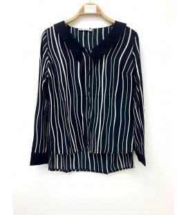 Miss Black Kadın Gömlek 3010