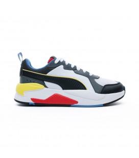 Puma X-Ray Unisex Beyaz-Siyah Spor Ayakkabı 372602 - 03