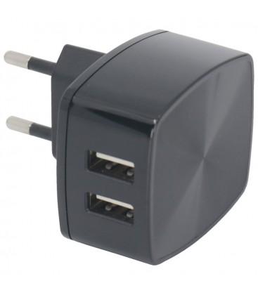 IXTECH 2-USB Akıllı Hızlı Şarj Cihazı HC-001
