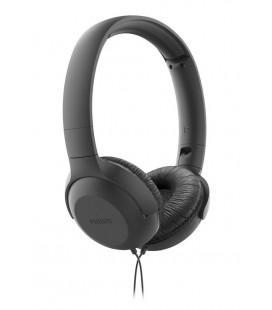 Philips  Mikrofonlu Kafa Bantlı Kulaklık Siyah TAUH201BK/00