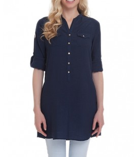 U.S.Polo Assn. Uzun Kollu Bayan Gömlek