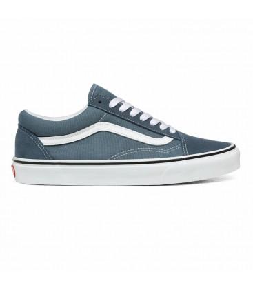 Vans UA Old Skool Blue Mirage/True White Unisex Spor Ayakkabısı VN0A4U3BX171