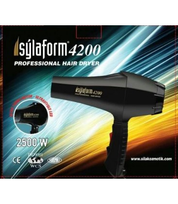 Sylaform 4200 Professional Fön Makinesi