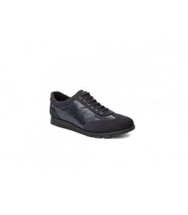 Frau Shıneprint Navy Kadın Lacivert Sneaker53t5