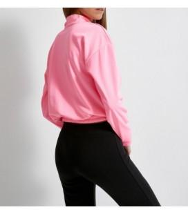 Ltb Gibile Kadın Pembe Sweatshirt