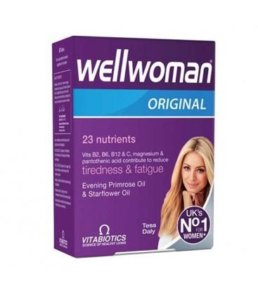 Vitabiotics Wellwoman 60 Kapsül