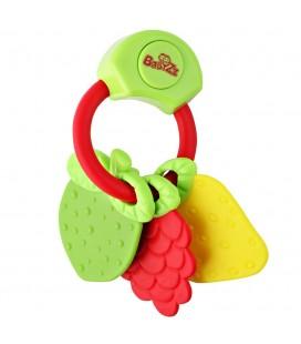 Babyzz Renkli Müzikli Meyve Dişlik KNZ-30200