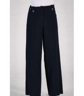 Armine Pile Detaylı Pantolon Lacivert 9Y2718