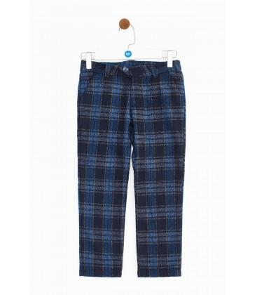 Nebbati Suits Erkek Çocuk Desenli Pantolon 19FW0NB3228