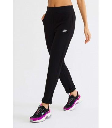Skechers Lightweight Fleece W Fashion Basic Slim Sweatpant Kadın Eşofman Altı S201041-001