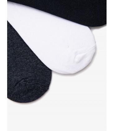 Koton Erkek Çorap Seti - İndigo 0YAM83515AA740