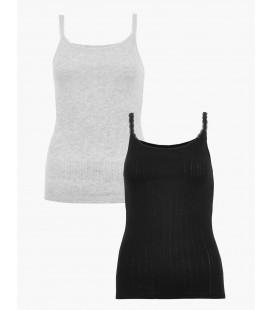 Marks and Spencer Termal 2'li Kadın Atlet Thermal Camisole T61/5120