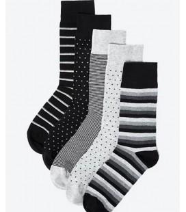 Marks&Spencer 5'li Cool & Fresh ™ Çorap  T101163C