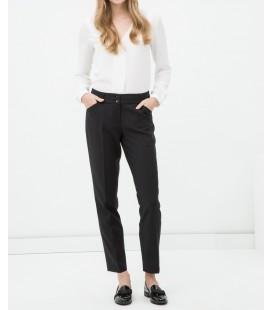 Koton Cep Detaylı, Normal Bel, Düz Pantolon