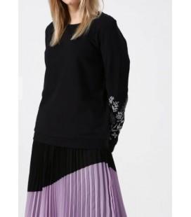 Limon Kadın Siyah Sweatshirt 5002347363