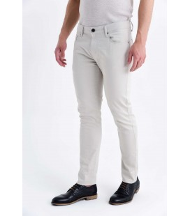 Hatemoğlu Desenli Slim Fit Pantolon 29253019B002