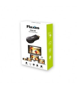 Flaxes FGA-04 Kablosuz HDMI Görüntü Ve Ses Aktarıcı