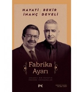 Fabrika Ayarı - Hayati İnanç - Profil Kitap