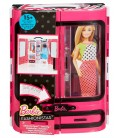 Barbie Fashionistas Ultimate Portable Closet 15+