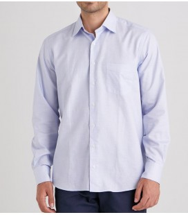 Dufy Erkek Mavi Gömlek DU1184015055