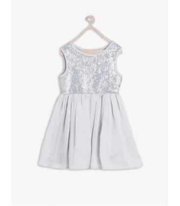 fe7d03e97c654 Koton Kız Çocuk Elbisesi 6KKG89205TW023 - Gümrük Deposu