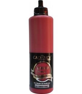 Cadence Hybrid Multisurface Akrilik Boya H-053 Crimson Kırmızı