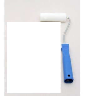 Cadence Sünger Rulo Fırça 10cm Mavi