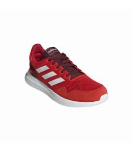 Adidas EF0433 Erkek Kırmızı Spor Ayakkabı