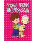 Eğlenceli Boyama Dizisi 3 : Ton Ton Boyama - Salim Toprak
