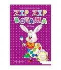 Boyama Kitabı ZIP ZIP - Eğlenceli Boyama Dizisi 3