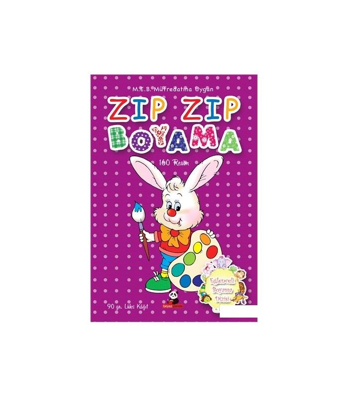 Boyama Kitabı Ton Ton Eğlenceli Boyama Dizisi 3 Gümrük Deposu