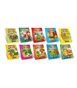 Primary Reader Series A1 - 10 Kitap