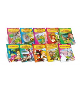 Primary Reader Series A1+ - 10 Kitap
