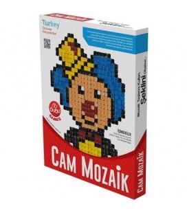 Bubu Cam Mozaik (19X25 Cm)