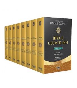 İhya-u Ulumid-Din - İmam-ı Gazali - 8 Cilt