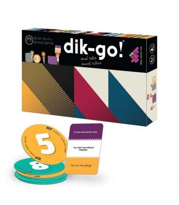 ZET Zeka DİK-GO (Genel Kültür Bilgileri) Zeka Oyunu