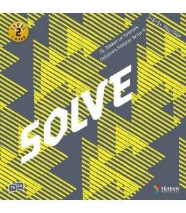 Solve Level 2-1.Kitap IQ ve Yetenek Serisi İlkokul